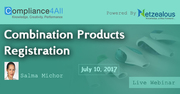 Latest Guidelines for Combination Products Registration - 2017