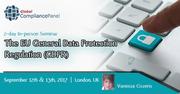 The EU General Data Protection Regulation (GDPR) 2017
