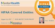 HIPAA Covered Entities: Managing the HIPAA Business Associate Process