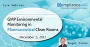 Environmental Monitoring in Pharmaceutical Clean Rooms