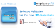 How software requirements are used in validation