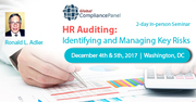 HR Auditing: Identifying and Managing Key Risks 2017