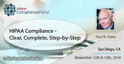 HIPAA Compliance - Clear, Complete, Step-by-Step