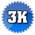 3K Ride!