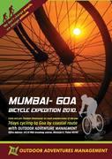 Mumbai-Goa bicyle tour by Outdoor AdventureS