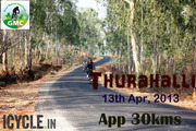 Thurahalli - L1 Cycling from I Cycle