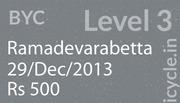 L3 Ramadevarabetta 29Dec2013