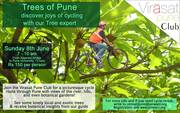 Discover Trees of Pune & Joys of Cycling