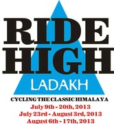 LADAKH - RIDE HIGH - CYCLING MANALI TO LEH