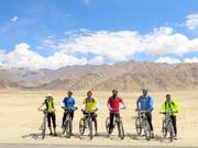 cycESCAPE 2013, Manali Leh Cycling
