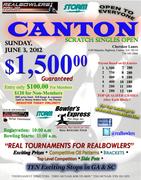 Canton Scratch Open