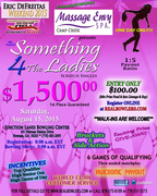 Something 4 The Ladies Scratch sponsored by Massage Envy