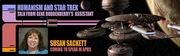 """Susan Sackett - """"Humanism/Freethought in Star Trek -- Did It Boldly Go?"""""""