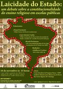 Mesa Redonda Sobre a Laicidade do Estado Brasileiro