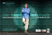 Cine Macalé com Jards Macalé