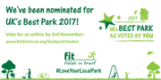Vote love your local park