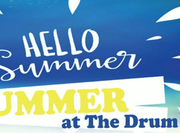 Summer at The Drum