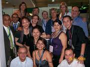 COLOMBIATEX 2008 nossa equipe