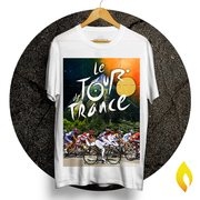 Le tour tshirt - Santavella Clothing