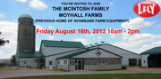 Moyhall Farms Open House