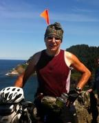 Nigel's USA bike tour presentation.