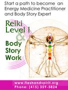 Reiki I & Body Story Work in SF