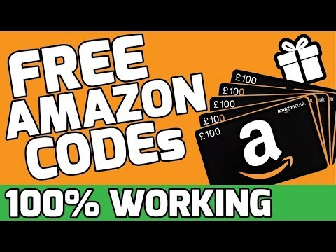 Latest Free Amazon Gift Card   Get Free Amazon Gift Card Codes 2019