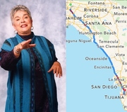 """From the Mexican Border to East Los Angeles"" by Storyteller, Olga Loya"