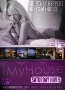 Kourtney Reppert hosts Saturdays MyHouse Hollywood
