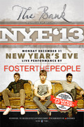 Bank Nightclub Las Vegas New Years Eve 2013