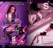 OC Modeling Presents Pressley Carter Birthday at Supperclub LA