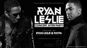 Ryan Leslie and Paypa Host Eden Hollywood Fridays