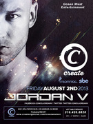 Create Hollywood Friday w/ DJ Jordan V.