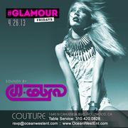 DJ Cobra @ Couture Hollywood Friday