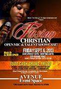 Bless The Mic Elyon Christian Talent Showcase ($500.00 Grand Prize)