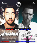 DJ Milkman @ Create Hollywood