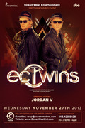 Pre-Thanksgiving Special Event w/EC Twins