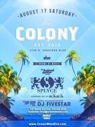 Celebrity DJ Splyce @ Colony Hollywood