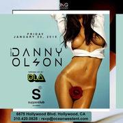Supperclub Fridays ft. Danny Olson