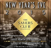 The Sayers Club New Year's Eve Bash