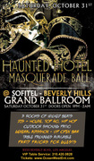 Haunted Hotel Masquerade Ball @ Sofitel Beverly Hills