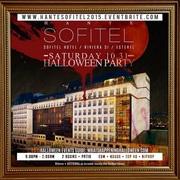 Sofitel Halloween 2015