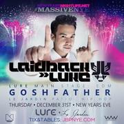 Laidback Luke 2016 New Years Open Bar Tickets