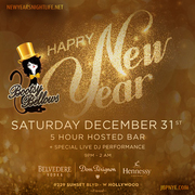 Bootsy Bellows NYE New Years