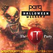 Parq Halloween Night with Chuckie 2017 Tickets