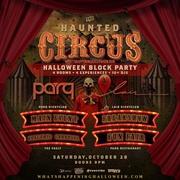 Parq Nightclub Halloween Block Party Event Tickets