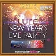Lure Nightclub New Years Party