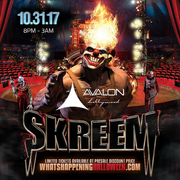 Skreem Halloween Party 19 & over