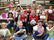 Full-Day Nature Camp for Children Entering Grades 3 - 5