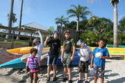 Lagoon Explorere and Kids Kayak Summer Camp Programs